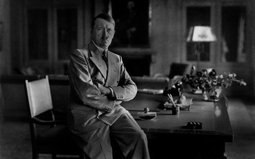 Adolf Hitler chancelier du Reich anecdotes historiques sept premiers jours au pouvoir