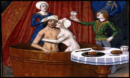 L'hygiène du corps chez les citadins du Moyen-Age