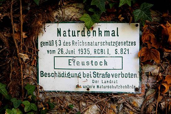 Reichsnaturschutzgesetz Loi pour la protection de la nature au sein du Reich allemand 1935 2