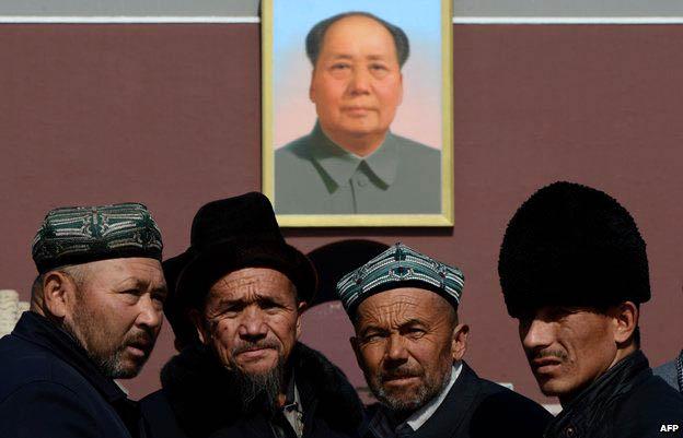 Uighurs minorité ethnique musulmane en chine
