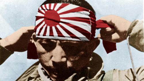 le mythe de la l'honneur des kamikazes japonais - vraie nature anecdotes historiques