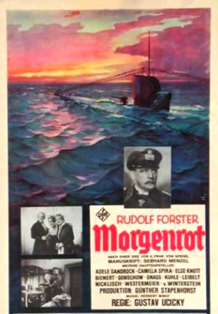 morgenrot film ufa hitler cinema 2 février 1933