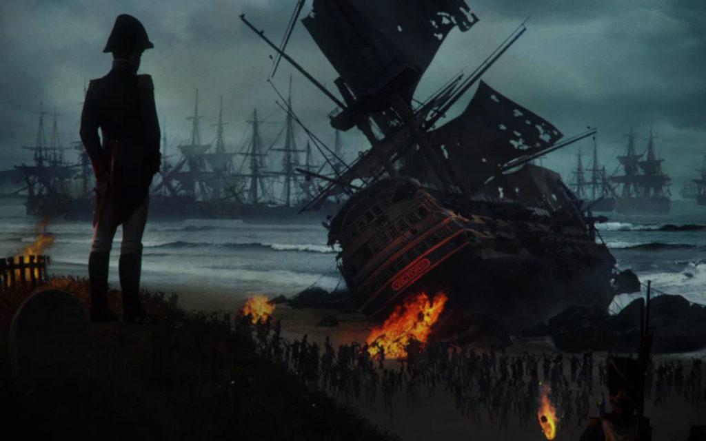 Defaite Napoleon Bonaparte exil guerres anecdotes historiques