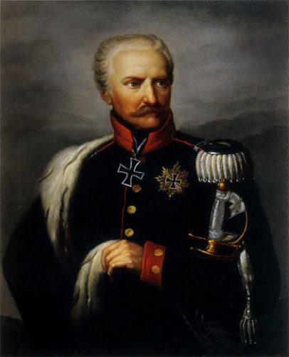 Gebhard Leberecht von Blücher general Napoleon anecdotes historiques prusse