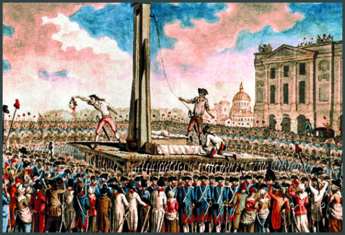 illustration-peinture-execution-Louis-XVI-anecdotes-historiques-Revolution