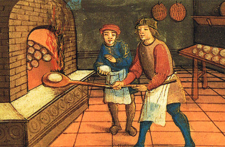 Le pain au Moyen-age a quoi ressemblait-il - gout et forme