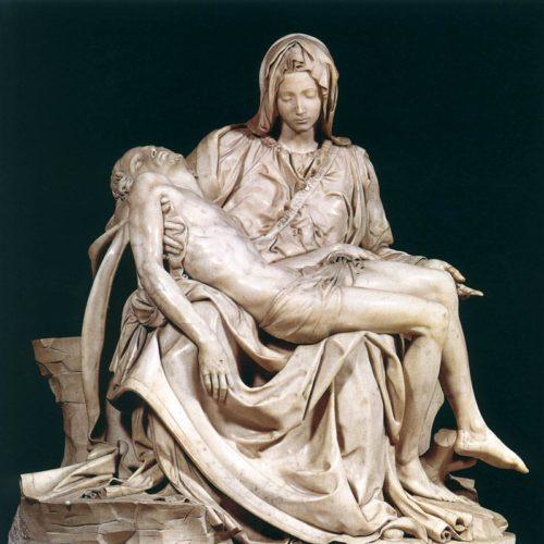 La Pieta de Michel-Ange