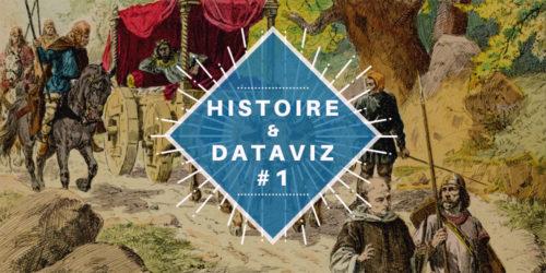Vie et mort des monarques de France #1 les Mérovingiens Histoire et Dataviz